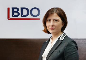 Irma Berdzenishvili