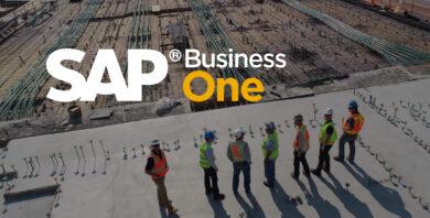 სამშენებლო ინდუსტრია ERP სისტემა SAP Business One-ზე გადადის